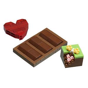 ナノブロック NBC_290 チョコレート