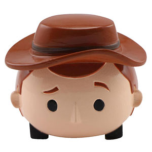 ツムツム SPINNING Car Collection 3 Sheriff Woody