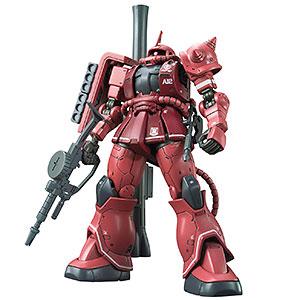 HG 1/144 シャア専用ザクII 赤い彗星Ver. プラモデル 『機動戦士ガンダム THE ORIGIN』