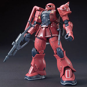 HG 1/144 MS-05S シャア専用ザクI プラモデル 『機動戦士ガンダム THE ORIGIN』より