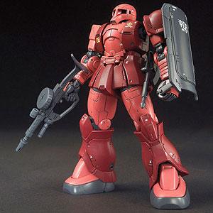 HG 機動戦士ガンダム THE ORIGIN 1/144 ザクI(シャア・アズナブル機) プラモデル