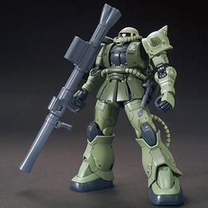 HG 1/144 ザクII C型/C-5型 プラモデル 『機動戦士ガンダムTHE ORIGIN 激突ルウム会戦』より