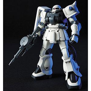 HGUC 1/144 F2ザク 連邦仕様 プラモデル