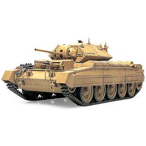 1/48 ミリタリーミニチュアシリーズ イギリス巡航戦車 クルセーダーMk.I/II プラモデル