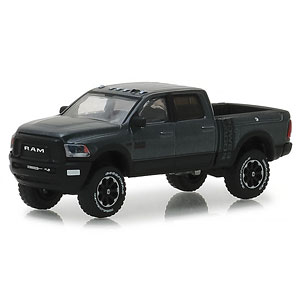 1/64 2018 Ram 2500 Power Wagon - Granite Crystal