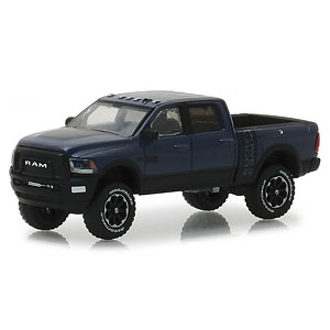 1/64 2018 Ram 2500 Power Wagon - Maximum Steel