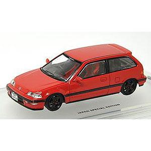 1/64 Honda シビック EF9 SiR 1990 レッド