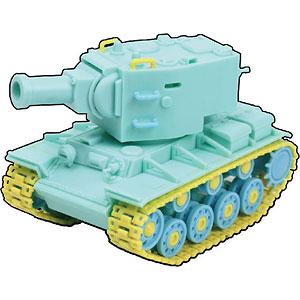 カラフルキュートタンク KV-2 (ロシア) プラモデル