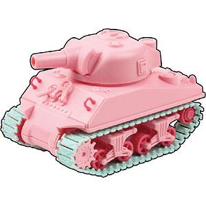 カラフルキュートタンク M4 シャーマン (アメリカ) プラモデル
