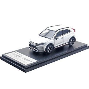 1/43 MITSUBISHI ECLIPSE CROSS G Plus Package (2018) ホワイトパール