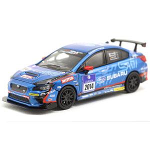 1/64 Subaru WRX STI NBR 24H Challenge 2014