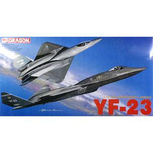 1/72 アメリカ空軍 YF-23 プラモデル