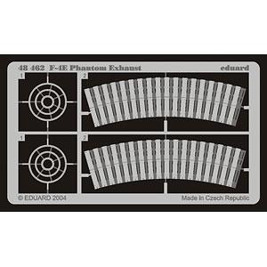 1/48 F-4 ファントムII アフターバーナー (エッチングパーツ) (H社用)
