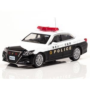 1/64 トヨタ クラウン アスリート (GRS214) 神奈川県警察交通機動隊車両(468)