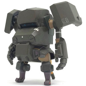 陸上自衛隊07式戦車なっちん プラモデル