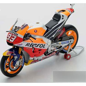1/12 ホンダ RC213V No.93 Repsol Honda Team 2017 Marc Marquez