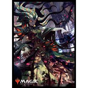 マジック:ザ・ギャザリング プレイヤーズカードスリーブ 『灯争大戦』 ≪群集の威光、ヴラスカ≫ (MTGS-083) パック
