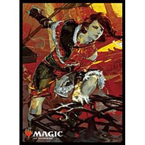 マジック:ザ・ギャザリング プレイヤーズカードスリーブ 『灯争大戦』 ≪群れの声、アーリン≫ (MTGS-084) パック