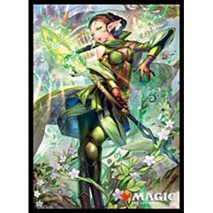 マジック:ザ・ギャザリング プレイヤーズカードスリーブ 『灯争大戦』 ≪世界を揺るがす者、ニッサ≫ (MTGS-086) パック