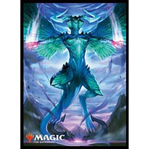 マジック:ザ・ギャザリング プレイヤーズカードスリーブ 『灯争大戦』 ≪人知を超えるもの、ウギン≫ (MTGS-087) パック