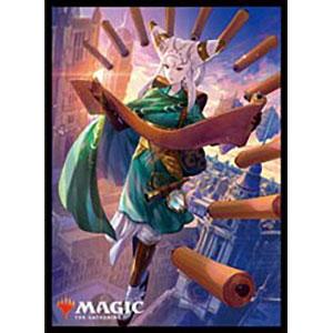マジック:ザ・ギャザリング プレイヤーズカードスリーブ 『灯争大戦』 ≪伝承の収集者、タミヨウ≫ (MTGS-088) パック