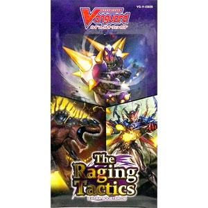 【特典】ヴァンガード エクストラブースター第9弾 The Raging Tactics 24BOX入りカートン