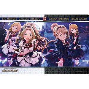 ブシロード ラバーマットコレクション Vol.366 アイドルマスター ミリオンライブ!『夜想令嬢 -GRAC&E NOCTURNE-』