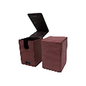 アルコーブタワーデッキボックス スエードコレクション ルビー