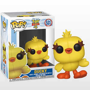 POP! 『ディズニー』「トイ・ストーリー4」ダッキー