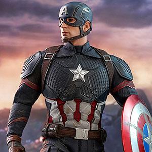 ムービー・マスターピース エンドゲーム 1/6 キャプテン・アメリカ ※延期・前倒し可能性大