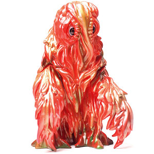 CCP Artistic Monsters Collection ヘドラ成長期 バーニングVer. 完成品フィギュア