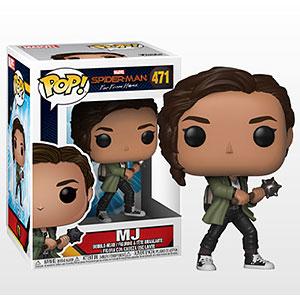 POP! 『スパイダーマン:ファー・フロム・ホーム』MJ