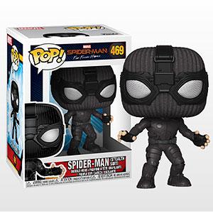 POP! 『スパイダーマン:ファー・フロム・ホーム』スパイダーマン(ステルス・スーツ版)