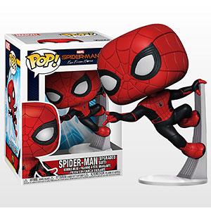 POP! 『スパイダーマン:ファー・フロム・ホーム』スパイダーマン(アップグレード・スーツ版)