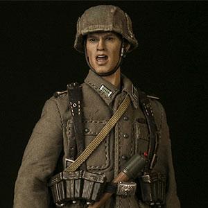 1/12 ポケットエリートシリーズ WWWII ドイツ国防軍 装甲擲弾兵師団