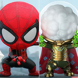 コスベイビー スパイダーマン ファー・フロム・ホーム サイズS スパイダーマン(ウェブ シューティング版)&ミステリオ