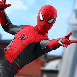 ムービーマスターピース FarFromHome スパイダーマンアップグレードスーツ 延期前倒可能性大