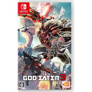 【特典】Nintendo Switch GOD EATER 3