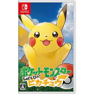 【特典】Nintendo Switch ポケットモンスター Let's Go! ピカチュウ