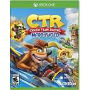Xbox One 北米版 Crash Team Racing Nitro Fueled