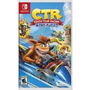 Nintendo Switch 北米版 Crash Team Racing Nitro Fueled