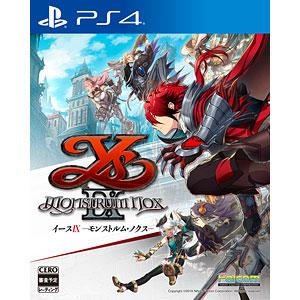 【特典】PS4 イースIX -Monstrum NOX- 通常版