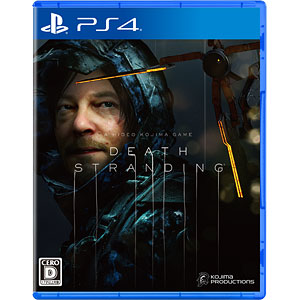 【特典】PS4 DEATH STRANDING 通常版