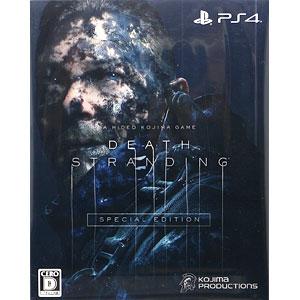 【特典】PS4 DEATH STRANDING スペシャルエディション
