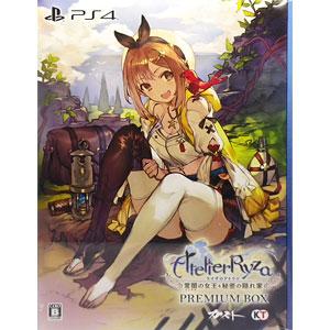 PS4 ライザのアトリエ~常闇の女王と秘密の隠れ家~ プレミアムボックス