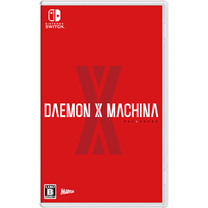 【特典】Nintendo Switch DAEMON X MACHINA