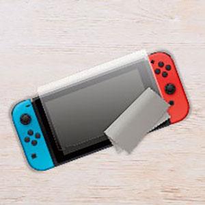 ブルーライトカットガラスフィルム クリア (Switch用)
