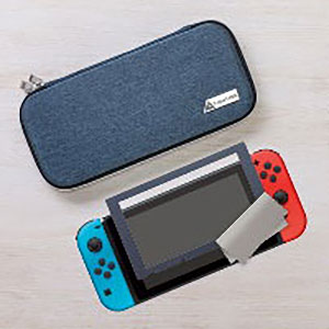 スターティングセット ファブリックネイビー (Switch用)