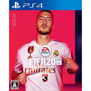 【特典】PS4 FIFA 20 通常版