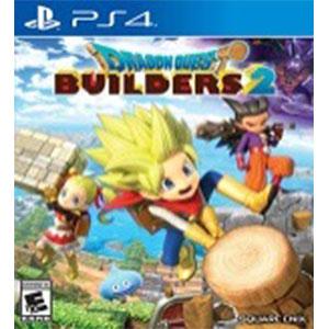 PS4 北米版 Dragon Quest Builders 2